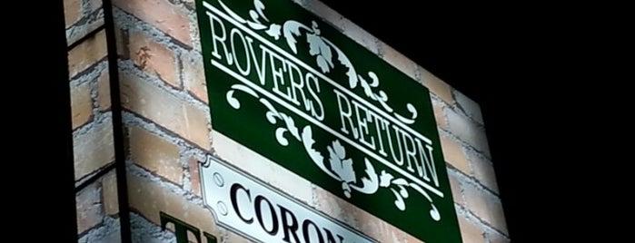Rovers Return is one of Lieux sauvegardés par Turusan.