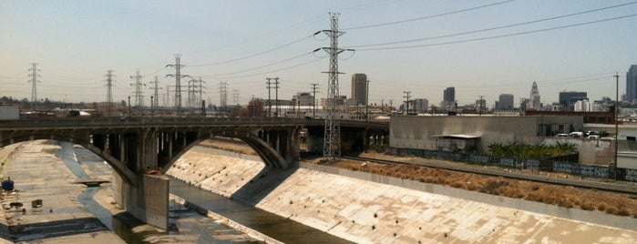 Los Angeles River is one of Best of LA.