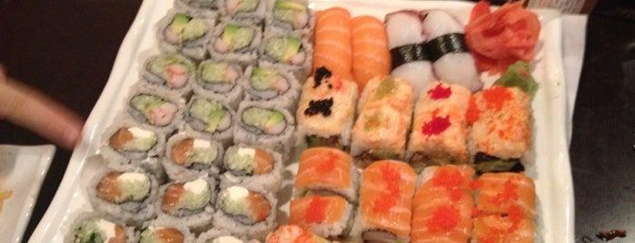 Ichi Sushi is one of Locais salvos de Dave.