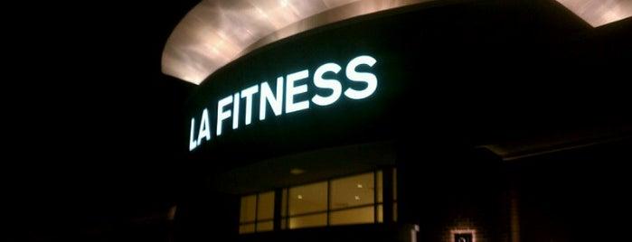 LA Fitness is one of Tempat yang Disukai Sorora.