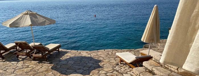 Aquarius Beach is one of Olimpos-Kaş- Fethiye.