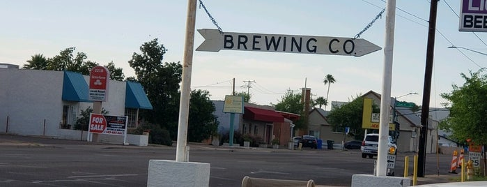 Wren House Brewing Company is one of Scottsdale trip.