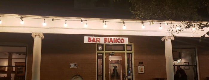 Bar Bianco is one of Tempat yang Disukai Justin Eats.