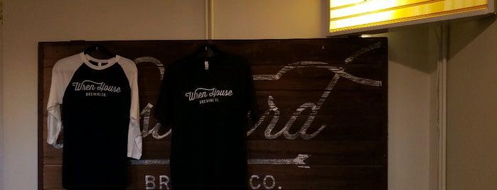 Wren House Brewing Company is one of Posti salvati di Rachel.