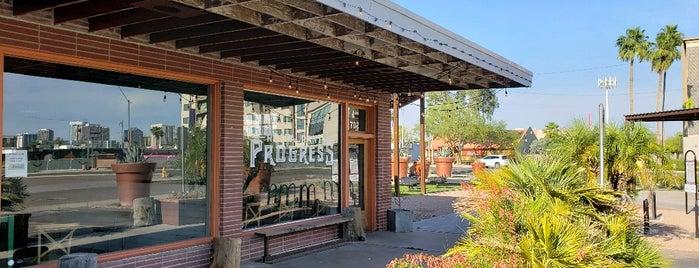 Restaurant Progress is one of Phoenix.
