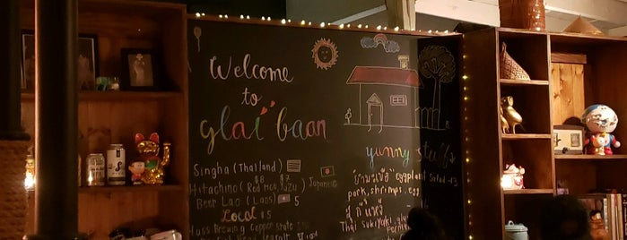 Glai Baan is one of Lieux sauvegardés par Joey.