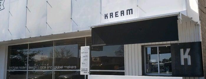 Kream Coffee is one of Locais curtidos por Justin Eats.