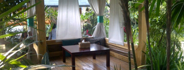 The Stone Cafe is one of Bandung.