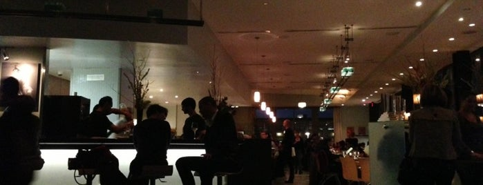 Slanted Door is one of places to return to (1 of 4).