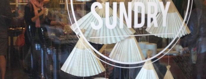 Salt & Sundry is one of Washington, DC.