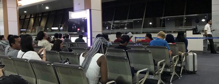 Ninoy Aquino International Airport (MNL) Terminal 1 is one of Orte, die Christian gefallen.