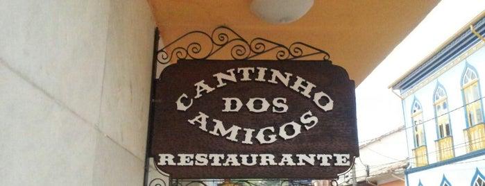 Cantinho Dos Amigos is one of Locais curtidos por Li.