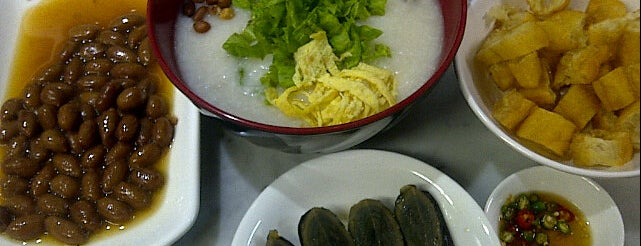Long Lie - Bubur Hongkong (chang fen) is one of PIK.