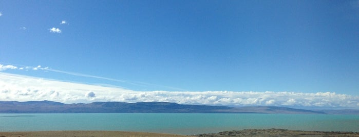 Lago Argentino is one of Patagônia.
