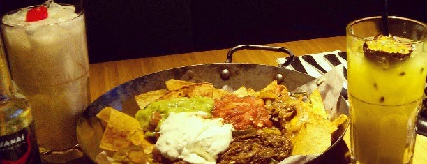 Las Iguanas is one of Favourite places to eat in Cardiff.