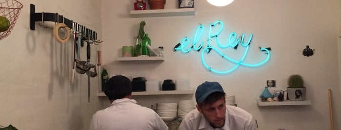 El Rey Coffee Bar & Luncheonette is one of Hit List: New York.