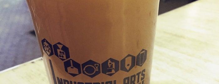 Industrial Arts Brewing Company is one of Orte, die K gefallen.