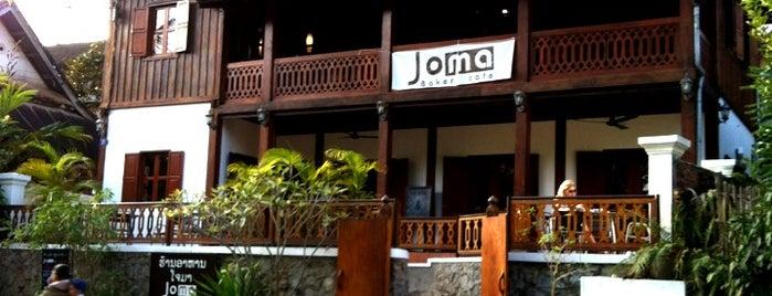 Joma bakery cafe is one of Orte, die Gerd gefallen.