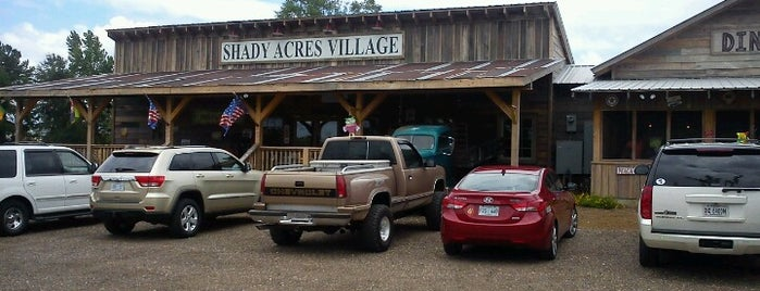 Shady Acres is one of Travelin'.