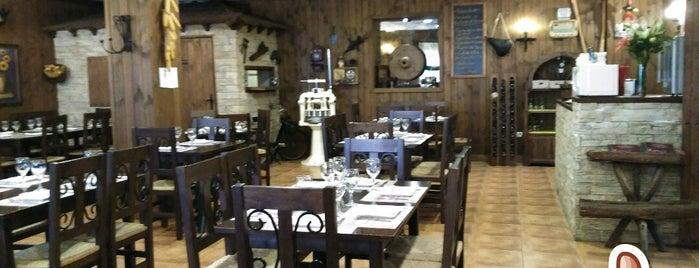 Pizzeria Casa De Campo is one of Restaurantes.