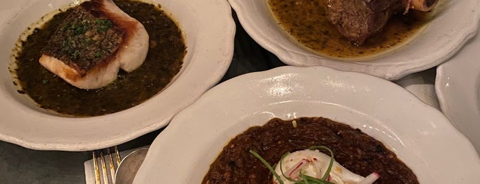 Sofreh is one of NY Vegetarian Favorites.