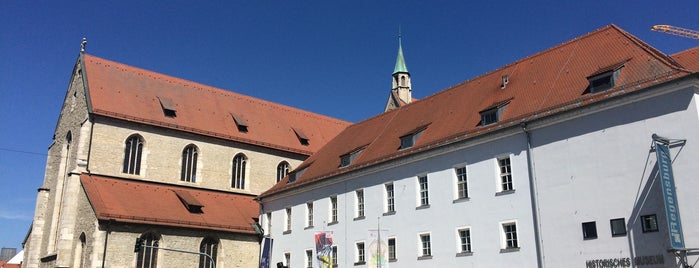 Historisches Museum is one of Regensburg.