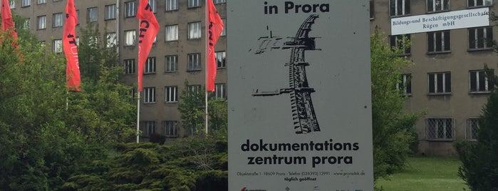 Dokumentationszentrum Prora is one of Oostzeekust 🇩🇪.