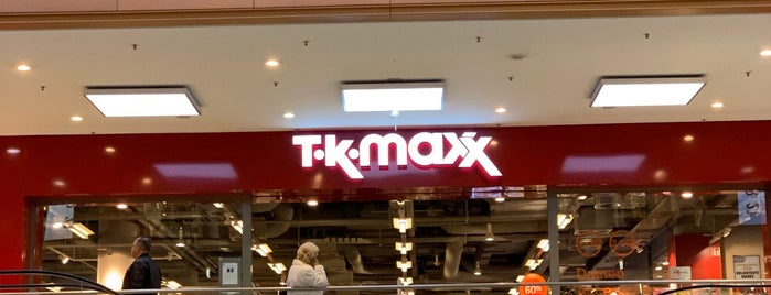 TK Maxx is one of Joud's Liked Places.