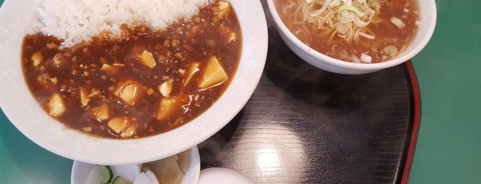 中華料理 花だん is one of สถานที่ที่ とり ถูกใจ.