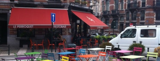 Pixel Wine Bar is one of Brusselicious.