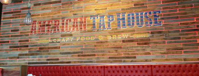 American Tap House is one of Tempat yang Disimpan Lizzie.
