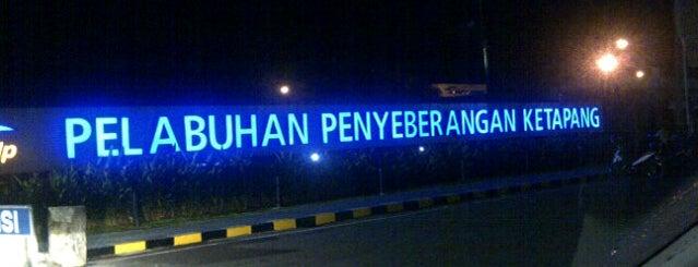 Pelabuhan Penyeberangan Ketapang is one of Java / Indonesien.