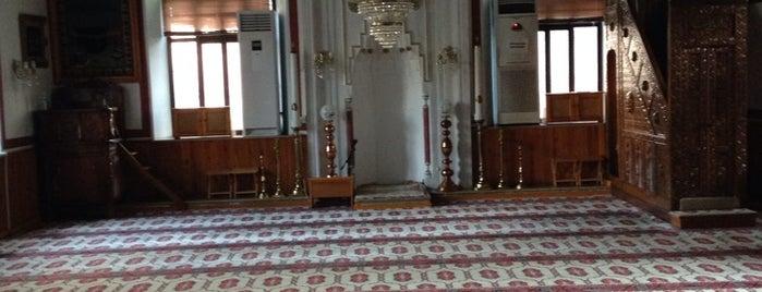 Tütüncü Mehmet Efendi Camii is one of Orte, die Semin gefallen.