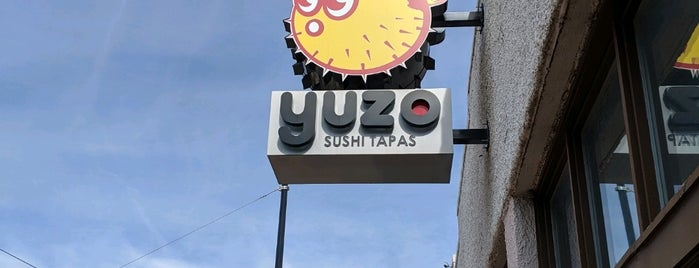 yuzo sushi tapas is one of Mother's Day 2018.