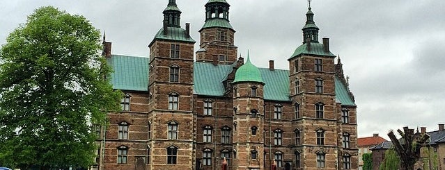 Rosenborg Slot is one of Copenhagen.