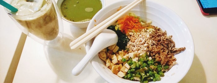 Sunny Choice is one of Vegan and Vegetarian.