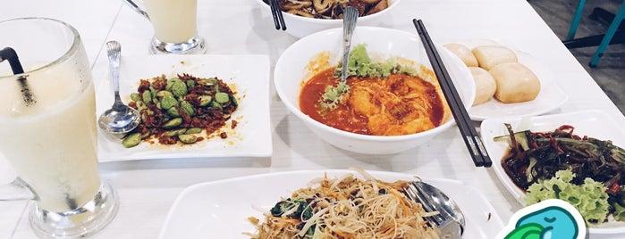 Miao Xin Vegetarian is one of Vegan and Vegetarian.