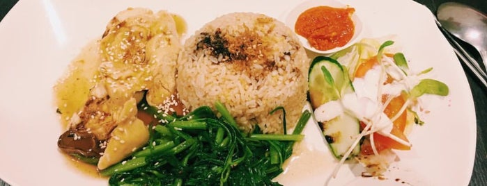 New Green Pasture Cafe 新绿园 is one of Vegan and Vegetarian.