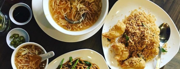 New Fut Kai Vegetarian Restaurant is one of Vegan and Vegetarian.