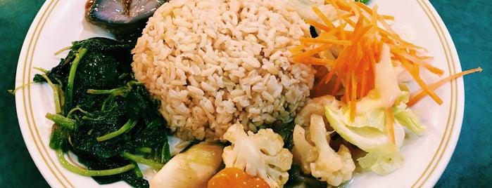 Ci Yan Organic Vegetarian Restaurant is one of Vegan and Vegetarian.