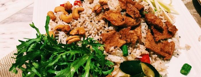 Pepper Jade Thai Vegetarian Cuisine is one of Vegan and Vegetarian.