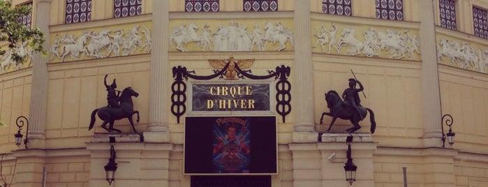 Cirque d'Hiver Bouglione is one of xac 님이 좋아한 장소.