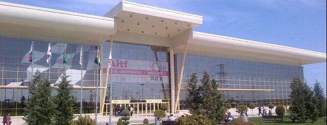 Баку Экспо Центр is one of Baku, AZ.
