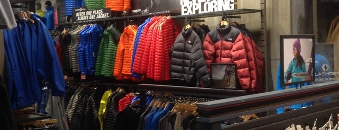The North Face is one of New York, USA.