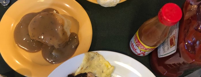 Narobia's Grits & Gravy is one of savannah.