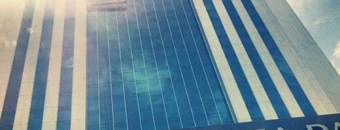 Hotel RIU Panama Plaza is one of Locais curtidos por Joaquin.