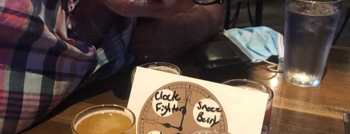 Clock House Brewing is one of Find the Source.