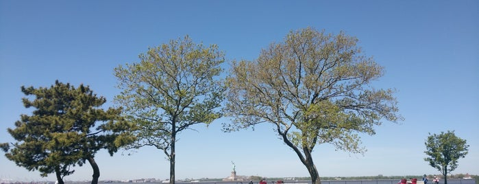 Picnic Point @ Governors Island is one of Lugares favoritos de Amanda.