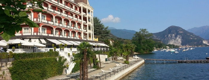 Hotel Splendid is one of Tessin - Italie du nord.