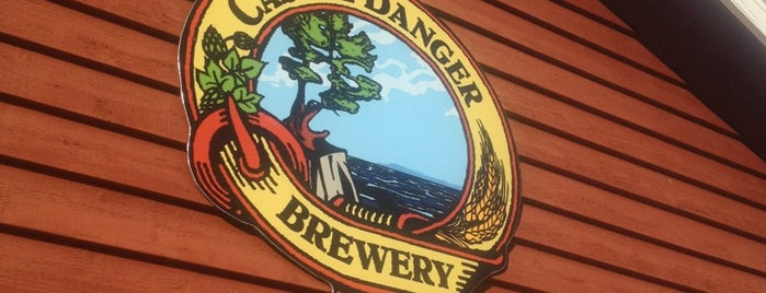 Castle Danger Brewery is one of Tap Rooms / Breweries in the Greater MN Area.